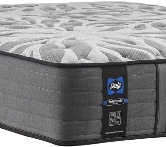Sealy® Satisfied II Innerspring Tight Top Plush Queen Mattress-52680251