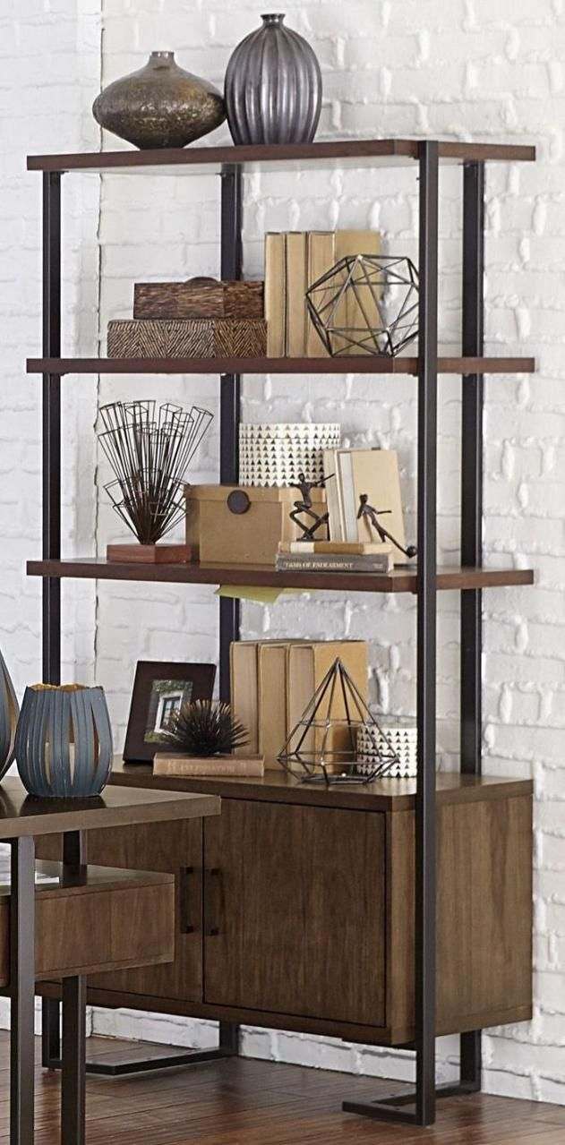 Sedley Bookcase-5415RF-17*