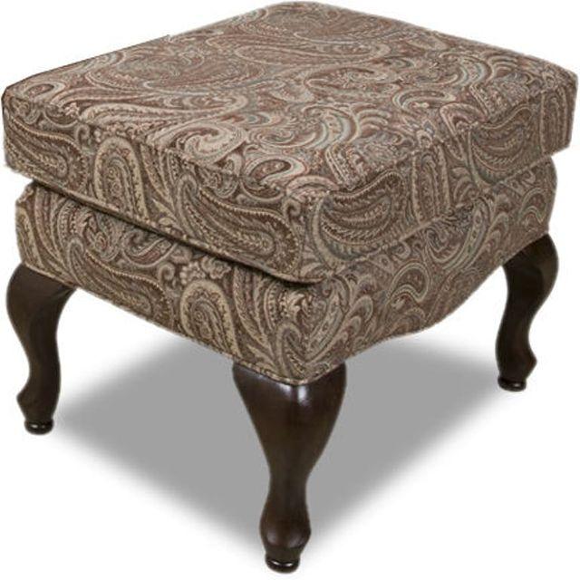 England Furniture Colleen Ottoman-1337
