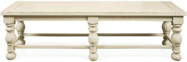 Riverside Furniture Aberdeen Beige Bench-21259