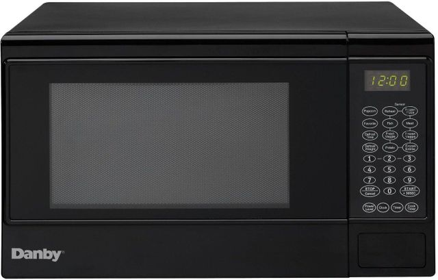 Danby® Countertop Microwave-Black-DMW14SA1BDB