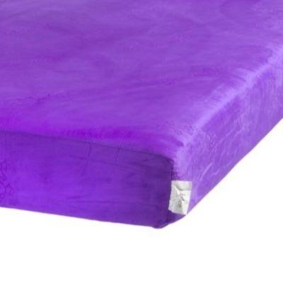 Glideaway® Sleepharmony® Jubilee Youth Purple Memory Foam Full Mattress-MAT-25YVMPPL-F