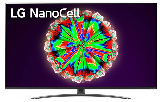 "LG NanoCell 81 Series 65"" 4K Smart UHD NanoCell TV with AI ThinQ®-65NANO81ANA"