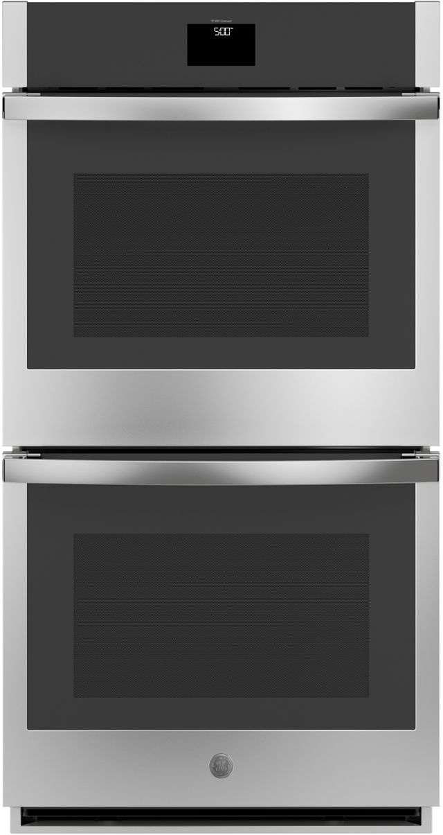 """GE® 27"""" Stainless Steel Electric Double Oven Built In-JKD5000SNSS"""