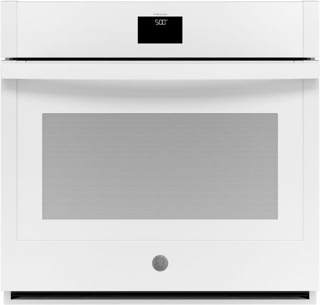 """GE® 30"""" White Electric Single Oven Built In-JTS5000DNWW"""