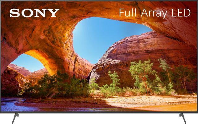 """Sony® X91J 85"""" 4K Ultra HD Smart TV-KD85X91J"""