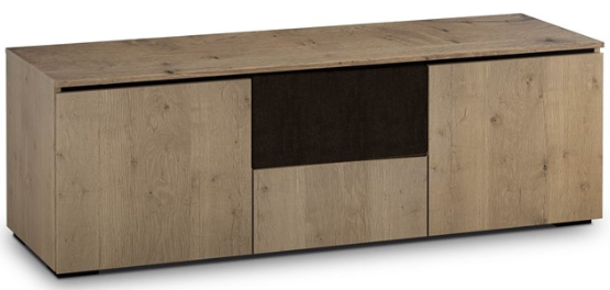 Salamander Designs® ChameleonLancaster 236 Barnboard Oak Wall Cabinet-C/LA236/BBO
