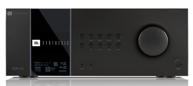 JBL Synthesis® SDP-55 Immersive Surround Sound Processor-SDP-55