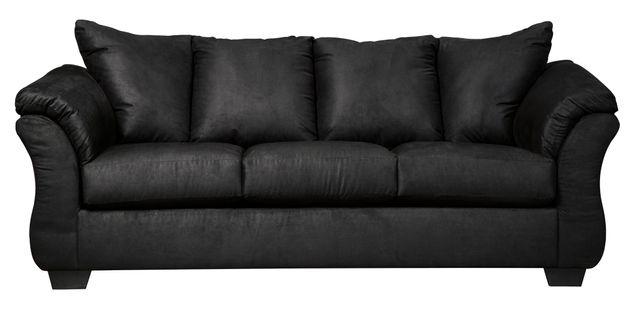 Signature Design by Ashley® Darcy Black Sofa-7500838