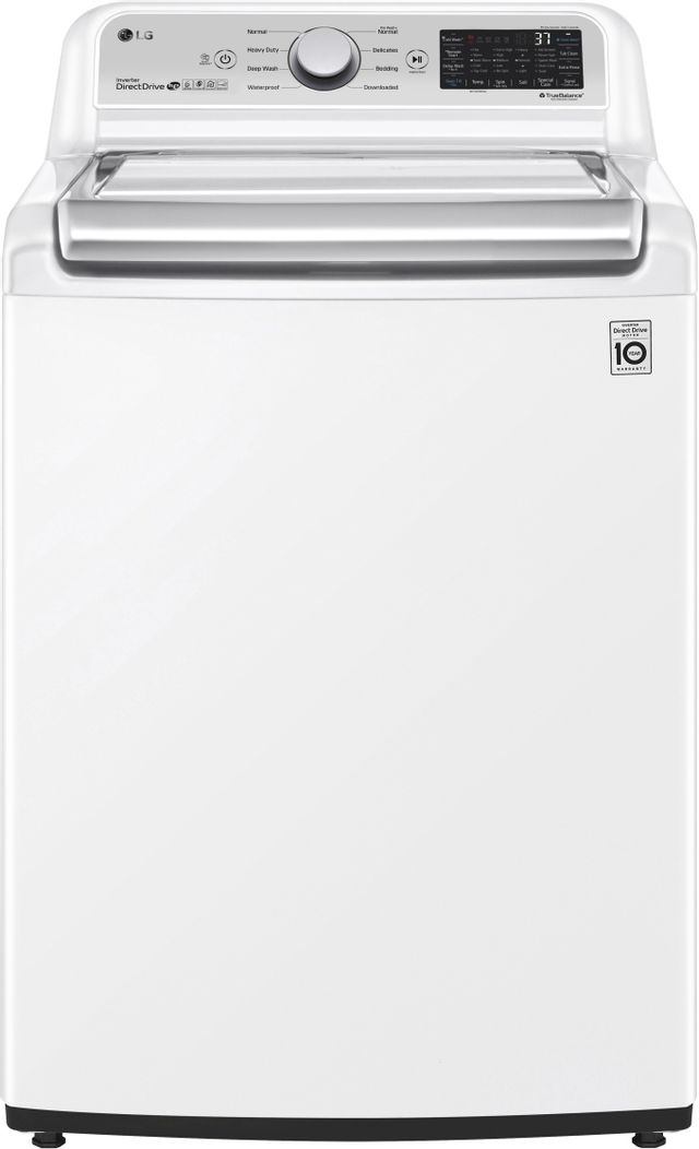 LG 4.8 Cu. Ft. White Top Load Washer-WT7305CW