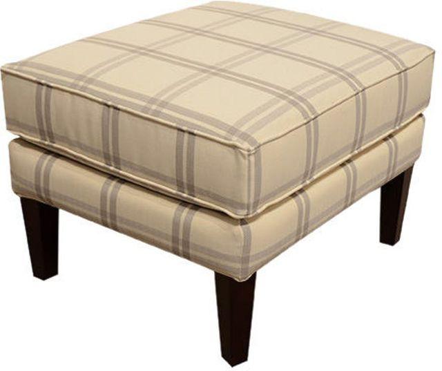 England Furniture Singleton Ottoman-1897