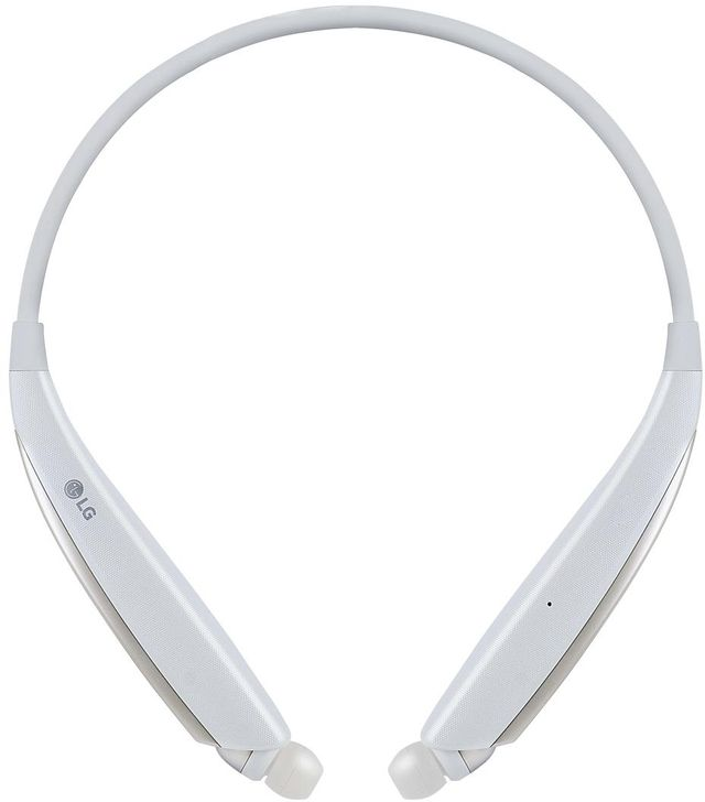 LG Tone Ultra a™ White Bluetooth® Wireless Stereo Headset-HBS-830.ACUSWHI