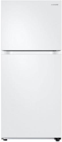 Samsung 18 Cu. Ft. Top Freezer Refrigerator-White-RT18M6215WW