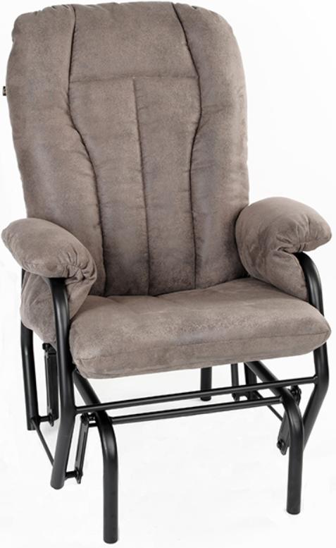 Fauteuil inclinable EKO en tissu gris PEL International®-801512