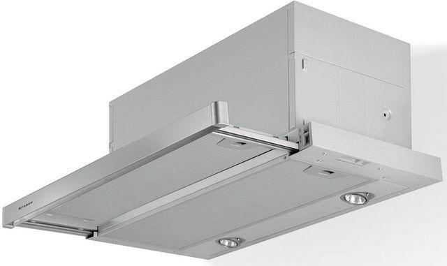 "Faber Cristal 24 SS 23.56"" Stainless Steel Slide Out Under Cabinet Range Hood-CRIS24SS300"