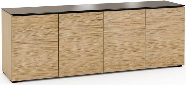 Salamander Designs® Denver 327 AV Cabinet-Textured Natural Oak-C/DV347/NO