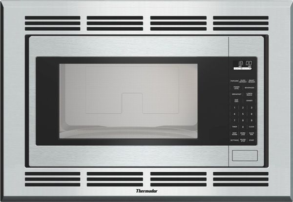 Thermador® Built In Microwave Oven-Stainless Steel-MBES-19-8520