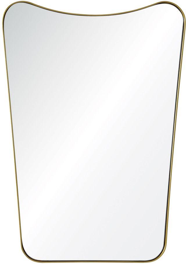 Miroir enduit Tufa, or, Renwil®-MT1697