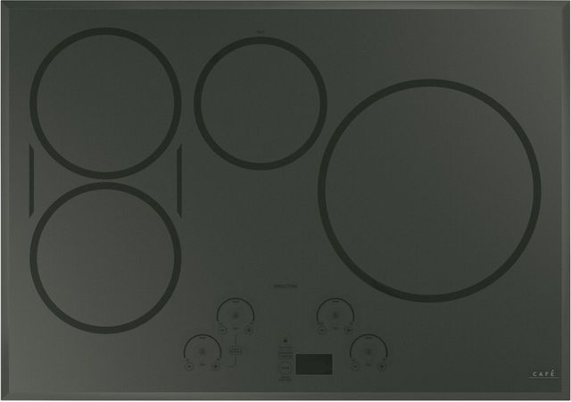 """Café™ 30"""" Flagstone Gray  Induction Cooktop-CHP95302MSS"""
