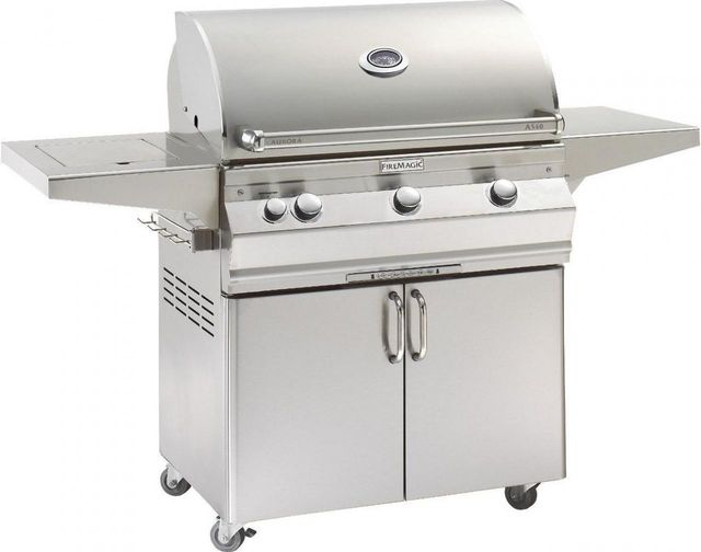 Fire Magic® Aurora Collection Portable Grill-Stainless Steel-A540s-5EAN-62