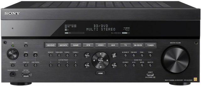 Sony® ES 7.2 Channel 4K AV Receiver-STRZA2100ES