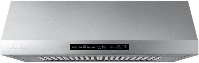 """Samsung 30"""" Under Cabinet Wall Hood-Stainless Steel-NK30N7000US-NK30N7000US"""