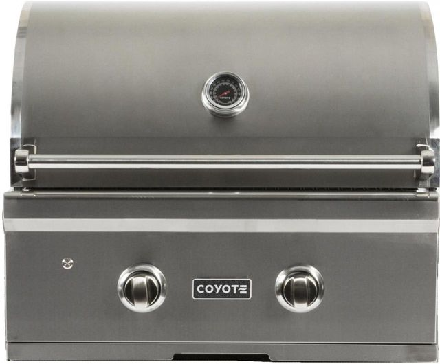 """Coyote Outdoor Living C-Series 28"""" Built In Grill-Stainless Steel-C1C28LP"""