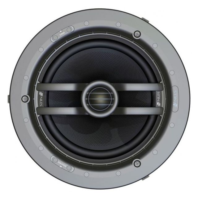 "Niles® CM Series CM7MP 7"" White In-Ceiling Speaker-CM7MP"