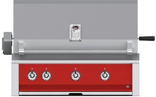 "Aspire By Hestan 36"" Built-In Grill-Matador-EMBR36-LP-RD"