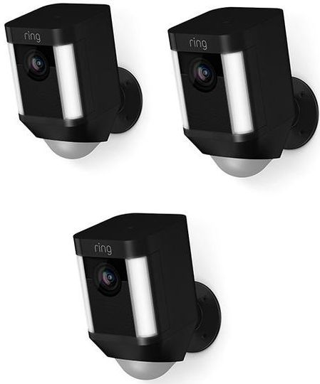 Ring Black 3 Pack Spotlight Cam Battery-4759788257311