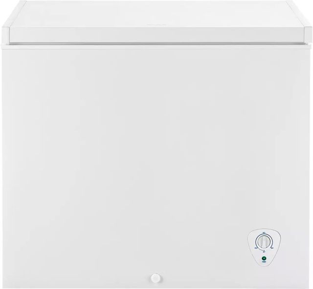 Frigidaire® 7.2 Cu. Ft. Chest Freezer-White-FFFC07M1QW