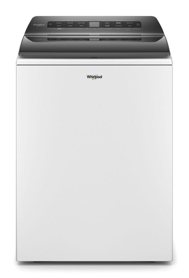 Laveuse à chargement vertical Whirlpool® de 5,5 pi³ - Blanc-WTW6120HW