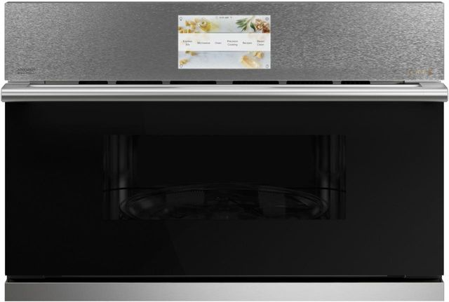 """Café™ 29.75"""" Platinum Electric Oven/Micro Combo Built In-CSB913M2NS5"""