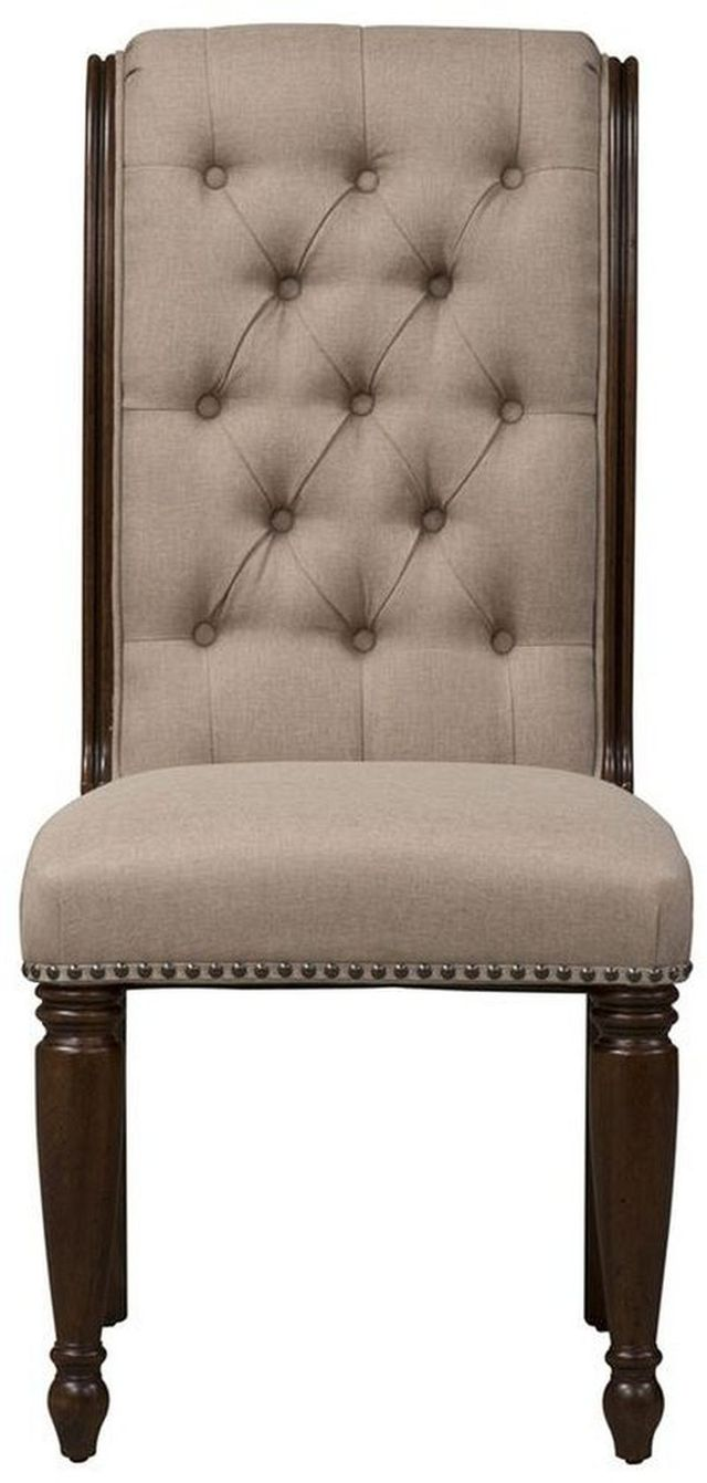Liberty Furniture Cotswold Cinnamon Side Chair-545-C6501S