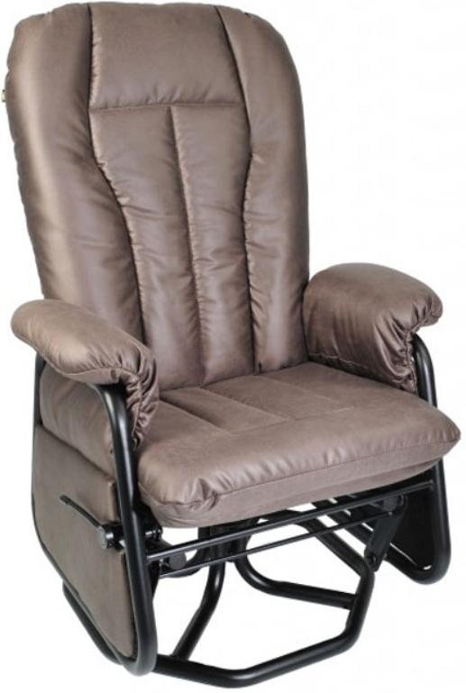 Fauteuil inclinable PEL en tissu gris PEL International®-111519