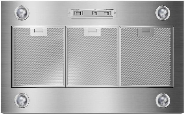 """KitchenAid® 36"""" Stainless Steel Custom Hood Liner-UVL6036JSS"""