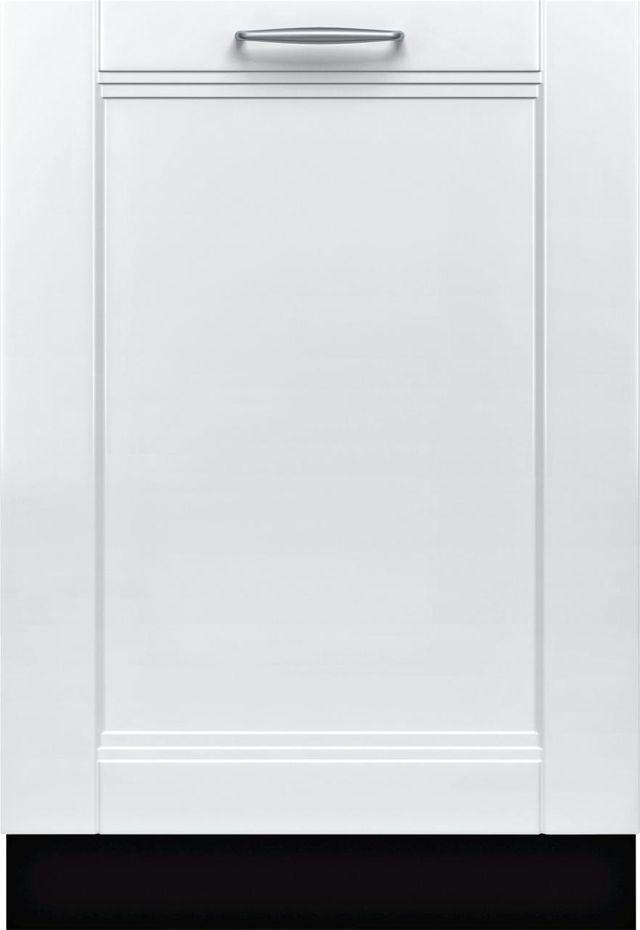 "Bosch Benchmark® 24"" Custom Panel Built In Dishwasher-SHV89PW73N"