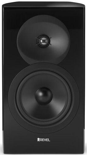 """Revel® Concerta2™ Series Black Gloss 6.5"""" Bookshelf Loudspeaker-M16BK"""
