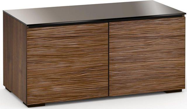 Salamander Designs® Denver 221 AV Cabinet-Textured Medium Walnut-C/DV221/MW