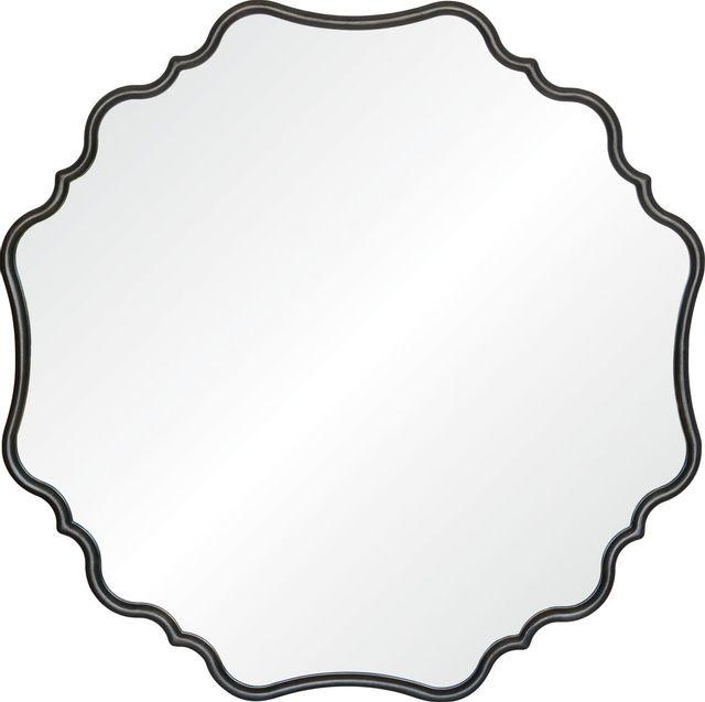 Miroir Yarina, gris foncé antique, Renwil®-MT2379
