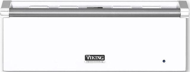 """Viking® Professional 5 Series 30"""" Warming Drawer-White-VWD530WH"""