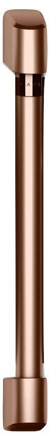 Café™ Brushed Copper Over the Range Knob and Handle Kit-CXOTRHKPMCU