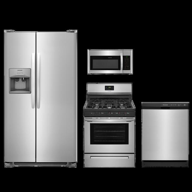 Frigidaire® 4 Piece Kitchen Package-Stainless Steel-FRKITFFSS2615TS