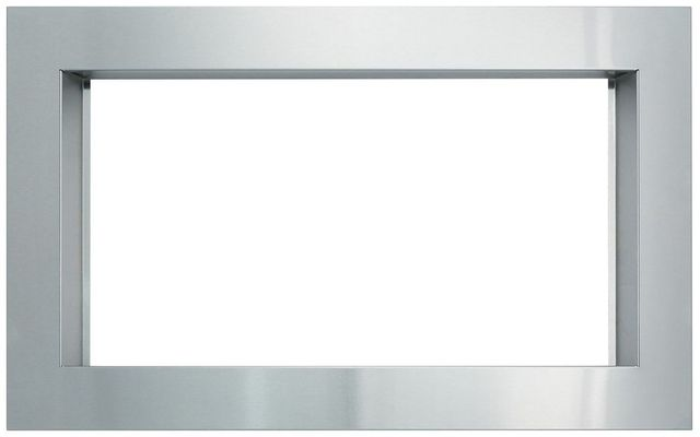 """Sharp® 29.88"""" Stainless Steel Microwave Oven Built In Trim Kit-RK94S30F"""