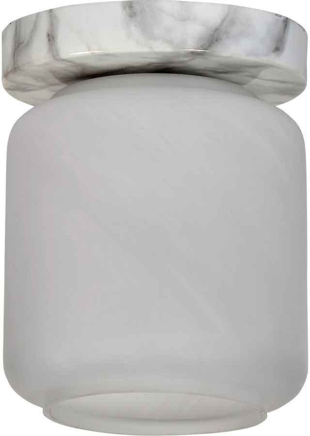 Renwil® Turing White Marble Pendant Light-LPC4363