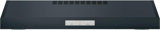 """GE Profile™ 29.88"""" Black Slate Under The Cabinet Hood-PVX7300FJDS"""