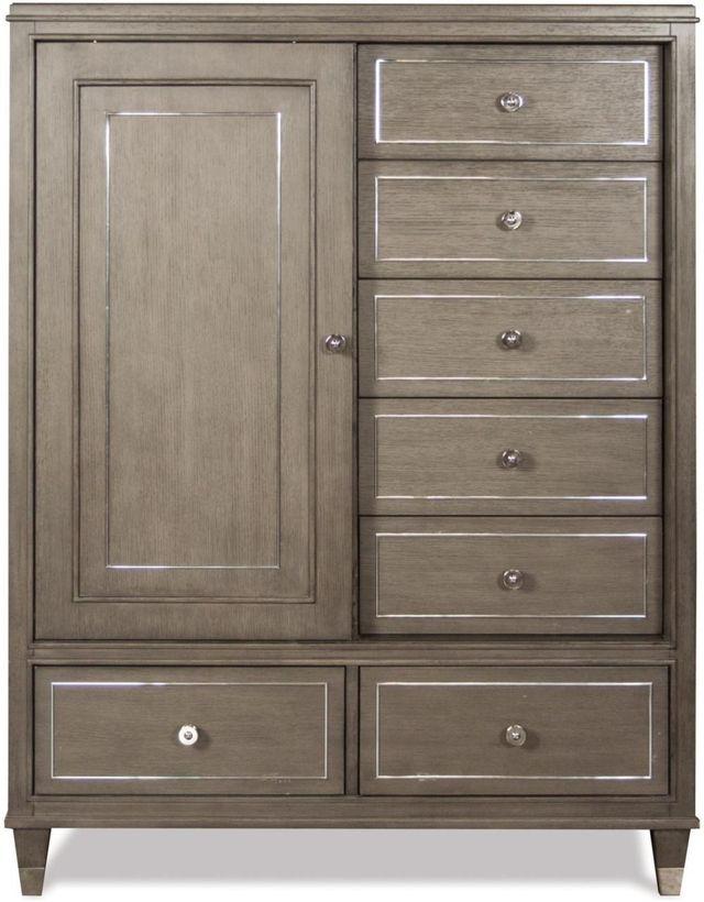 Riverside Furniture Dara Two Sliding Door Chest-37066