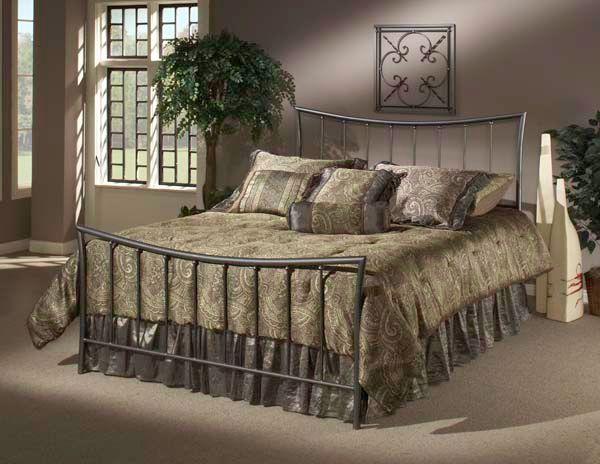 Hillsdale Furniture Edgewood Queen Bed-1333-500