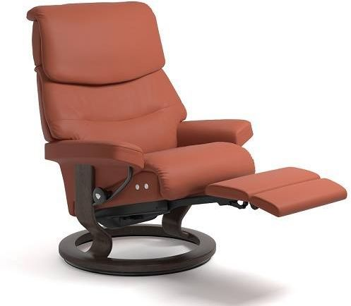 Stressless® by Ekornes® Capri Medium Leg Comfort Recliner-1310715