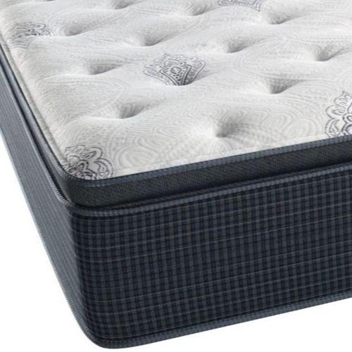 Beautyrest® Silver™ Afternoon Sun Luxury Firm Hyrbid Pillow Top California King Mattress-Afternoon Sun LFPT-CK